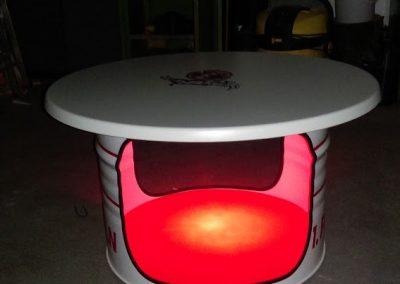 Tisch Fass von Bob der Fassmeister