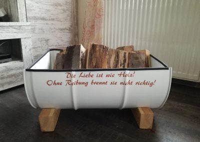 Holz Fass von Bob der Fassmeister
